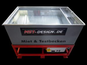Miet- und Testbecken von MST-Design