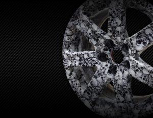 MST-Design Totenkopf Dekor